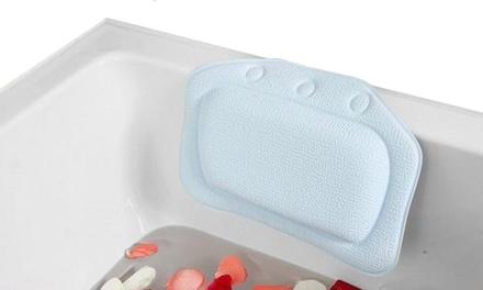 Non-Slip Bathtub Pillow: One ($15) or Two ($25)
