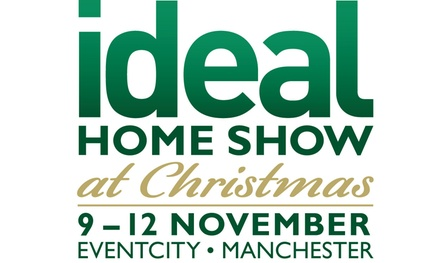 Ideal Home Show: Two Day Tickets and Magazine, 9–12 November at EventCity (Up to 58% Off)