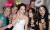 Party Energizers: 3, 4, 5, or 6 Hours of Photo Booth Rental from Party Energizers (Up to 50% Off)