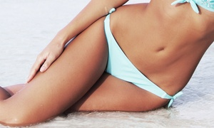 Beauty Concepts: One or Two Brazilian Waxes at Beauty Concepts (Up to 59% Off)