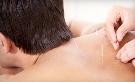 One or Three Acupuncture Sessions with 30-Minute Massages at Urban Tao Acupuncture and Herbology (Up to 52% Off)