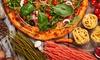 Ristorante Pizzeria San Marco - Krefeld: Hausgemachte Jumbo-Pizza oder Pasta nach Wahl in 3 Gängen im Ristorante Pizzeria San Marco (37% sparen)