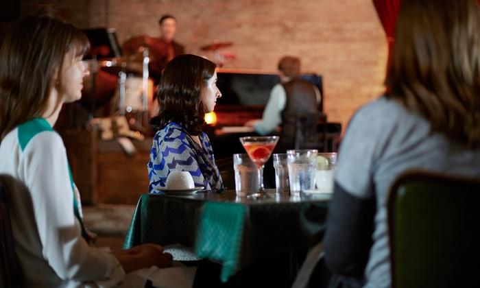 La Brick et Théatre Ze Artist - Paris: Formule dîner-spectacle avec tajine ou brick salade pour 2 pers. à 20h ou à 21h30 dès 49,90€ au café-théâtre Ze Artist's