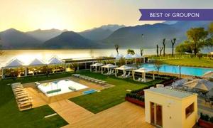 Lago di Como:Soggiorno a 4* con spa e cena