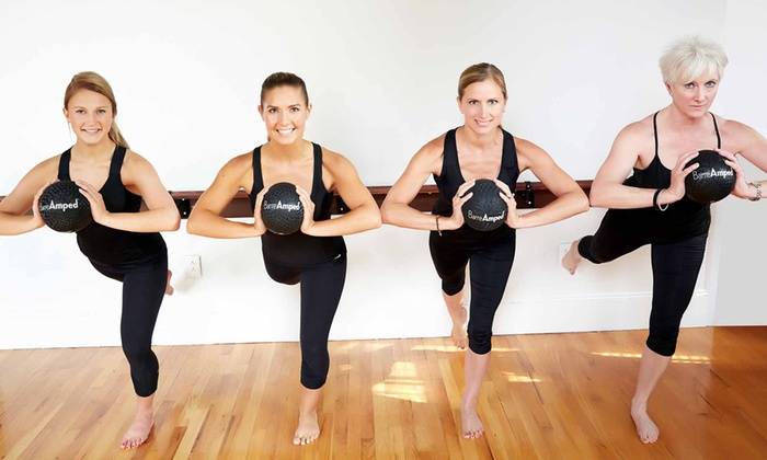 Sphericality - Hiltonia: 5 or 10 Fitness Classes at Sphericality (Up to 70% Off)