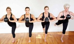 Sphericality: 5 or 10 Fitness Classes at Sphericality (Up to 70% Off)