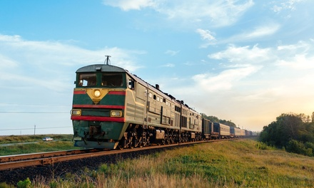 Trans Siberië Express: treinreis door Rusland, Mongolië en China met 1e of 2e klas overnachtingen in de trein