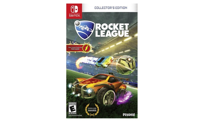 9568f168b5d Rocket League Collector's Edition for Nintendo Switch | Groupon