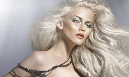 image for Cut, Blow-Dry and Conditioning with Optional Highlights or Colour at StylersVictoria (Up to 53% Off)