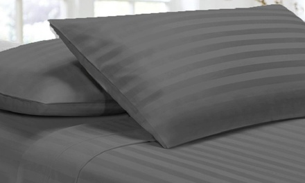 for a 1000TC UltraSoft Stripe Sheet Set Don't pay up to $139