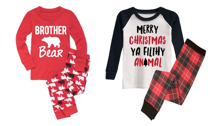 toddler christmas pajamas - Christmas Pjs Toddler
