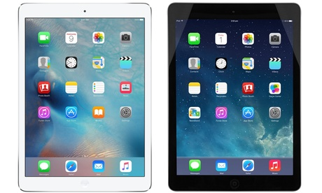 Apple iPad Air WiFi Tablet With 9.7 Retina Display (Scratch & Dent)