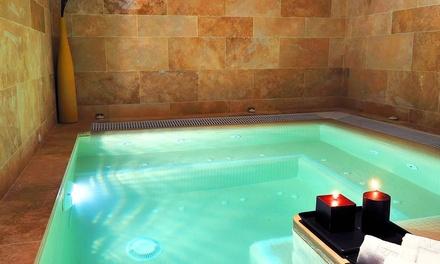 Spa privado para 2 con cava y jacuzzi en Spa & Wellness Beachclub Estrella del Mar 5* (hasta 55% de descuento)