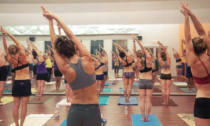 Bikram Yoga Pittsburgh - Bikram Yoga Pittsburgh: $39 for Two Months of Unlimited Bikram Yoga Classes at Bikram Yoga Pittsburgh ($300 Value)