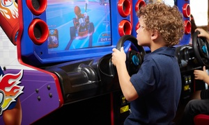 Up to 54% Off at Family Fun Center XL at Family Fun Center XL, plus 6.0% Cash Back from Ebates.