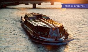 Weisse Flotte Baldeney: 2 Std. Seerundfahrt auf dem Baldeneysee für ein oder zwei Personen mit Weisse Flotte Baldeney (bis zu 19% sparen*)