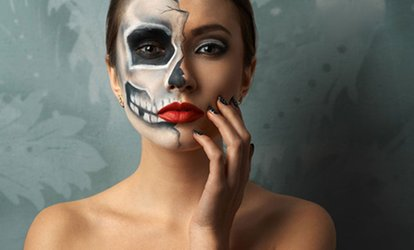 image for Online Special Effects FX Make-Up Training Course at Career Match (98% Off)