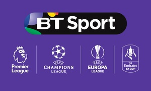 BT Sport: 12 Months of Half-Price BT Sport Including Activation Fee and Three Months of HD