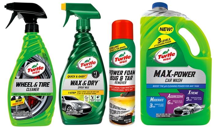 Turtle Wax Car Sprays 2 Pk Groupon Goods