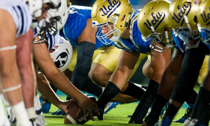 UCLA Bruins Football Game (September 10–November 19)