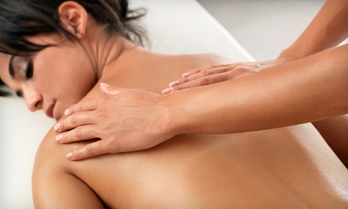 Athena Aveda Salon Spa - Athena Salon and Spa: 30-, 60-, or 90-Minute Elemental Nature or Deep-Tissue Massage at Athena Aveda Salon Spa (Up to 59% Off)