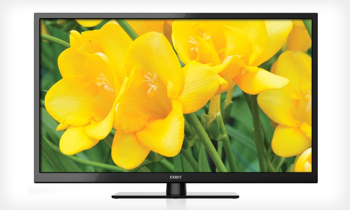 Coby 40-Inch LED 1080p HDTV: $379 for a Coby 40-Inch LED 1080p HDTV ($799.99 List Price). Free Shipping and Free Returns.
