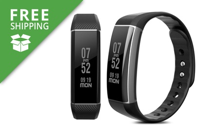 Free Shipping: $45 for a Zeblaze Zeband Smart Sports Tracker Bracelet with Heart Rate Monitor