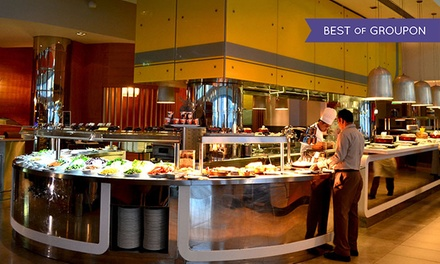 Brunch with Soft Drinks or Hop and House Beverages for Up to Four at Dine, Aloft Hotel (Up to 56% Off)