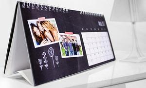 Nicephotos: Calendário de mesa personalizado com a Nicephotos
