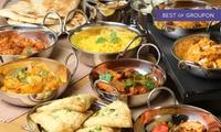 Indisches 5-Gänge-Menü inkl. je 1 Glas Sekt für zwei oder vier Personen im Shiva Restaurant Berlin (bis zu 58% sparen*)