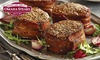 Omaha Steaks: Holiday Meat Packages from Omaha Steaks (Up to 74% Off). Five Options Available.