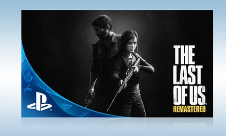 The Last of Us Remastered Digital-Download Card for PS4