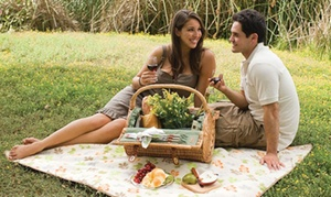 The Traveling Picnic: Picnic Experiences from The Traveling Picnic (Up to 50% Off). Choose From Six Themes.