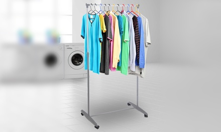 Our House Single, Double or Three-Tier Garment Rack