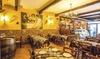 Osteria 'O Tinello' (Ariccia) - Ariccia: Menu romano tipico da Osteria con porchetta di Ariccia e vino, da Osteria 'O Tinello'
