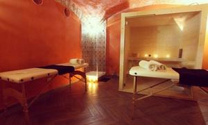Concept Image: Percorso Spa marocchino con hammam, scrub bio massaggi a scelta da Concept Image, Testaccio (sconto fino a 78%)