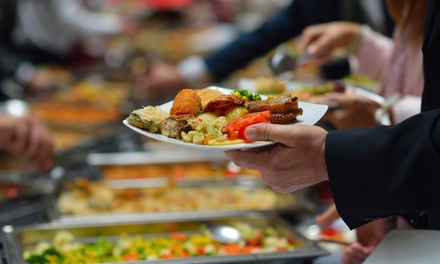 Sunday Lunch Buffet for Two at 38 The Drive Restaurant