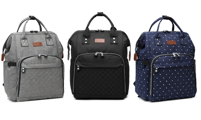 Functional Backpack in Choice of Colour