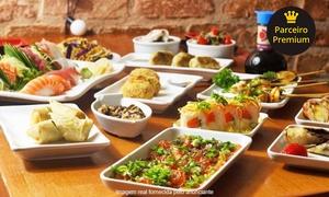 Lapamaki - Temakeria & Sushi Bar: Rodízio Outono-Inverno para 1 ou 2 pessoas no Lapamaki – 3 endereços