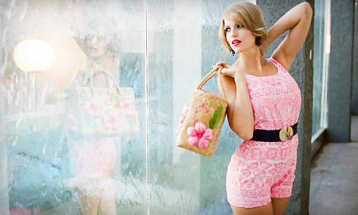 LollyPop vintage - Phoenix: Vintage Clothing and Accessories at LollyPop vintage (Up to 51% Off). Two Options Available.