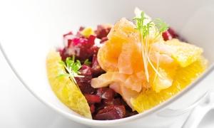 Restaurant Finesse: Saisonal wechselndes 5-Gänge-Menü für 2 oder 4 Personen