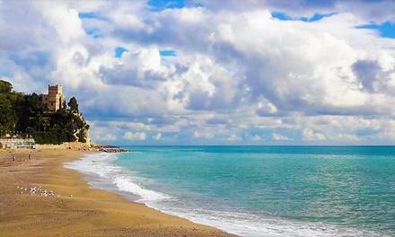Riviera di Ponente: appartamento mono/bilo per 2 o 4 persone a 44€euro