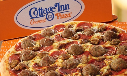 Outstanding 12 For 20 Value Towards Italian Cuisine At Cottage Inn Pizza Download Free Architecture Designs Xoliawazosbritishbridgeorg
