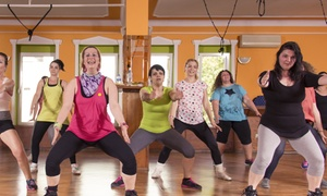 YouGotThis! Fitness: Five 60-Minute Beginner Zumba Classes from YouGotThis Fitness (60% Off)