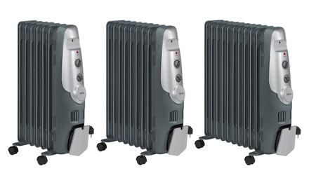 Radiador eléctrico de aceite AEG
