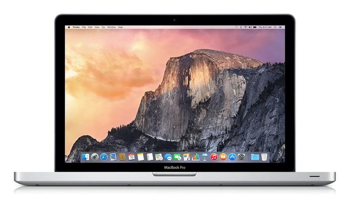 Apple MacBook Pro 13.3 Core i5 reconditionn jusquà 8GO RAM et 256GO SSD à partir de 729€