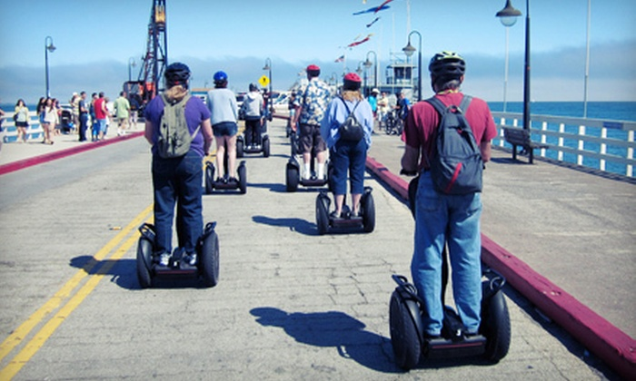 Segway Santa Cruz - Segway Santa Cruz: $44 for a Two-Hour Tour from Segway Santa Cruz ($89 Value)