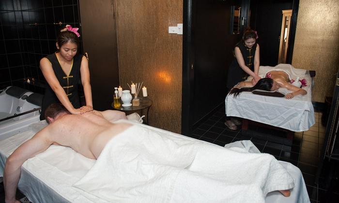 Massage deals western sydney