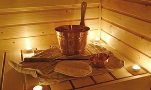 Banja Privat Spa: 1x 3 Std. Private-Spa in der Dorf- oder Maritimsauna für 4 oder 8 Personen im Banja Privat Spa (bis zu 22% sparen*)