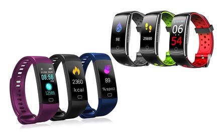 Smartwatch con Bluetooth disponibili in 2 modelli e vari colori